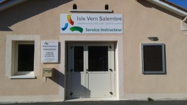 service instructeur permis de construire vallée de l'Isle